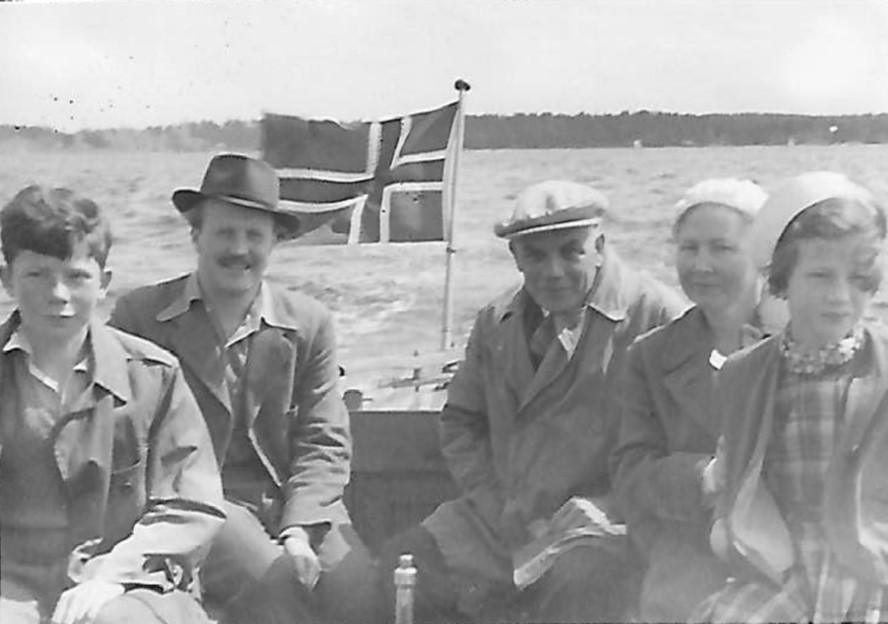 Snekka. 1936