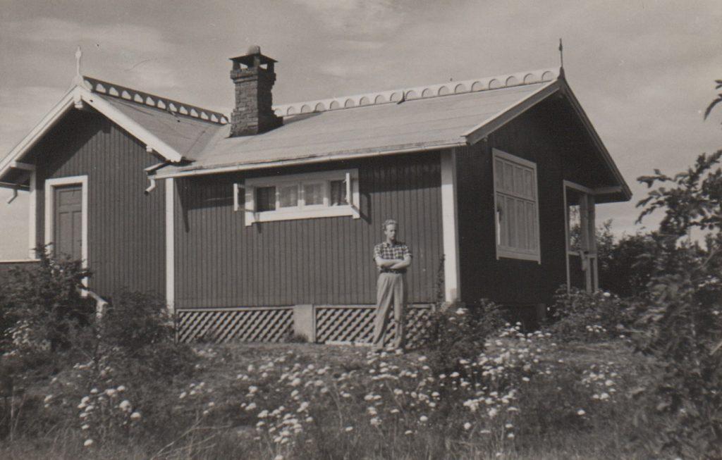 Huset på toppen, 1933